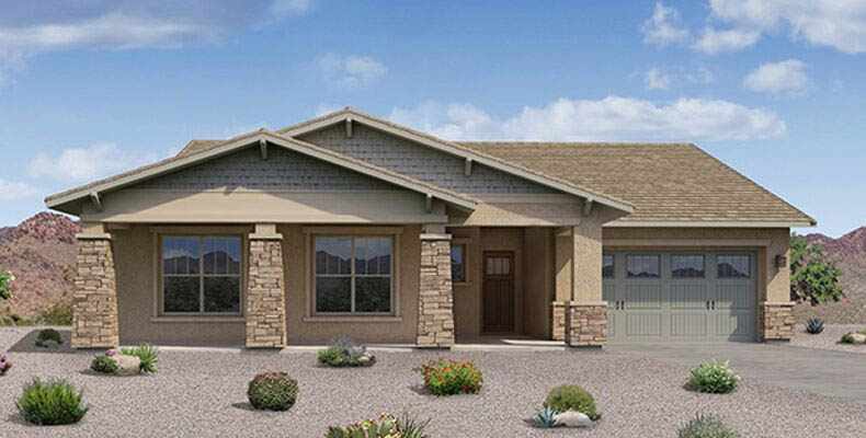 Meritage Homes Move In Ready Home Verrado
