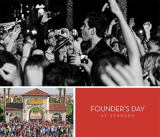 Founder Day at Verrado