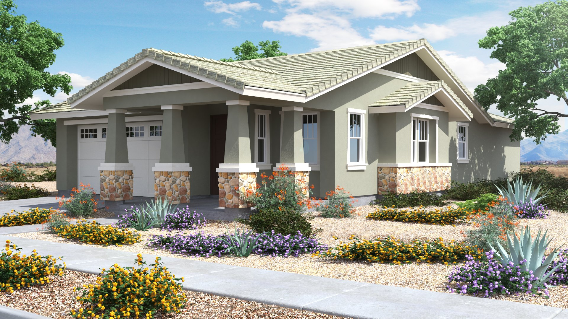Lennar homes verrado for Verrado home builders