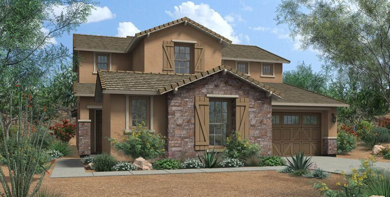 Whitney verrado for Verrado home builders