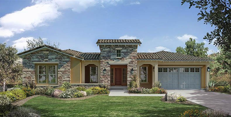 Splendor verrado for Verrado home builders