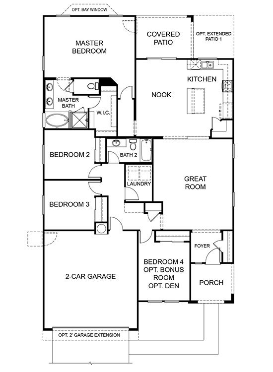 AV Homes Featured Move-In Ready Home