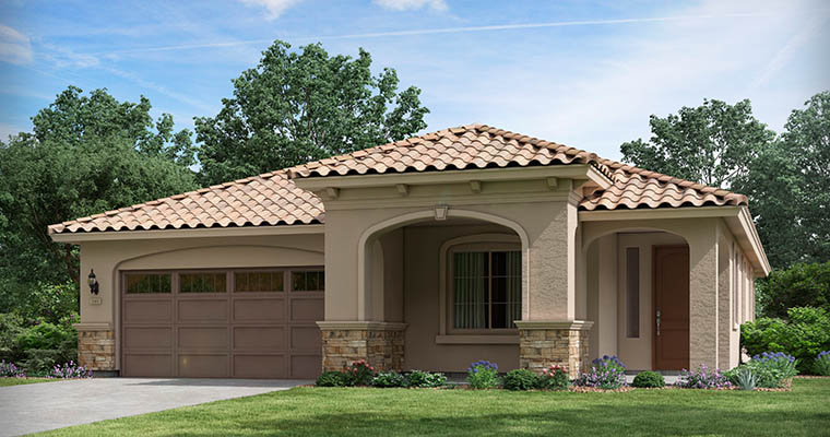 Armstrong verrado for Verrado home builders