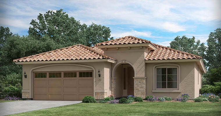 Monterey verrado for Verrado home builders