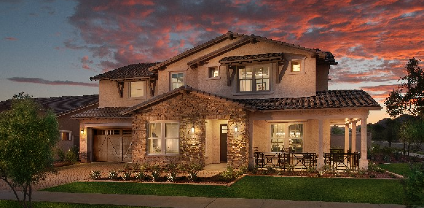 Maracay homes verrado for Verrado home builders