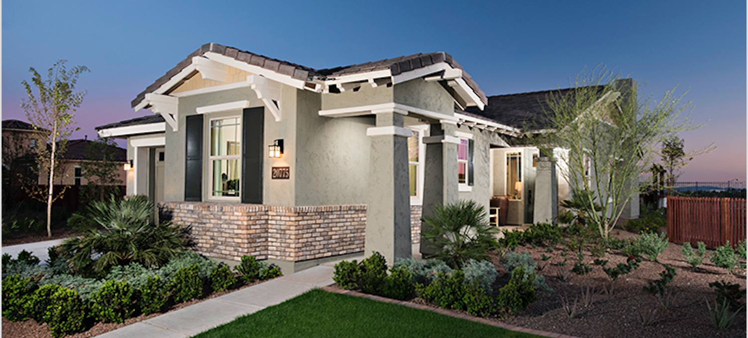 Calatlantic homes verrado new home community buckeye az for Verrado home builders
