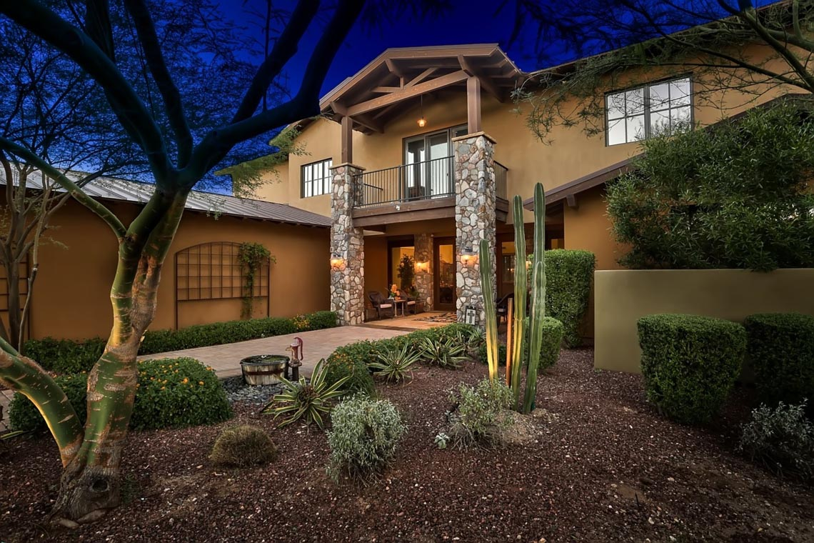 Custom homes homesites verrado for Verrado home builders