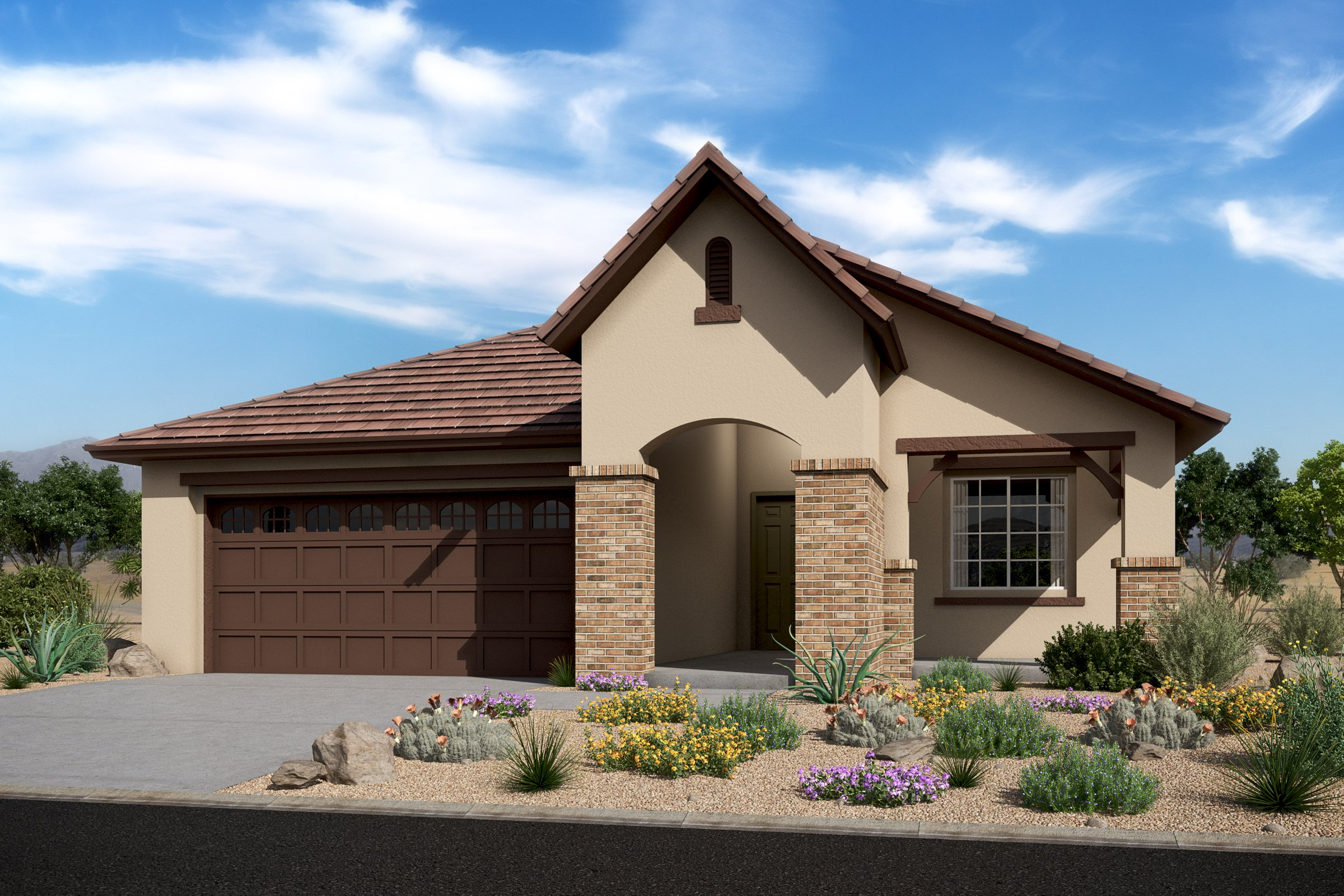 Showcase home of the month verrado for Verrado home builders