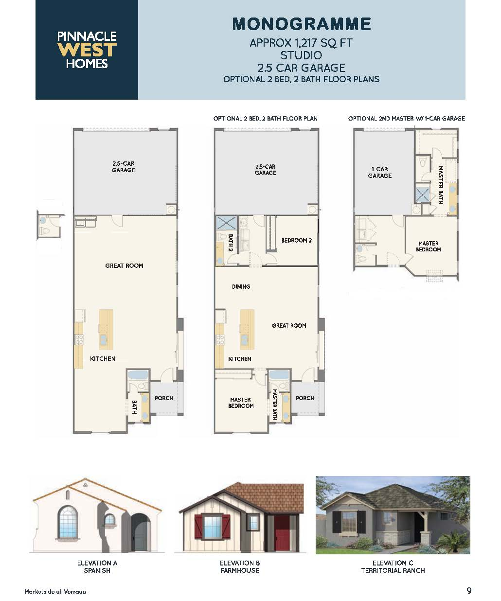 100 Lennar Homes Verrado 20603 W Hazelwood Ave