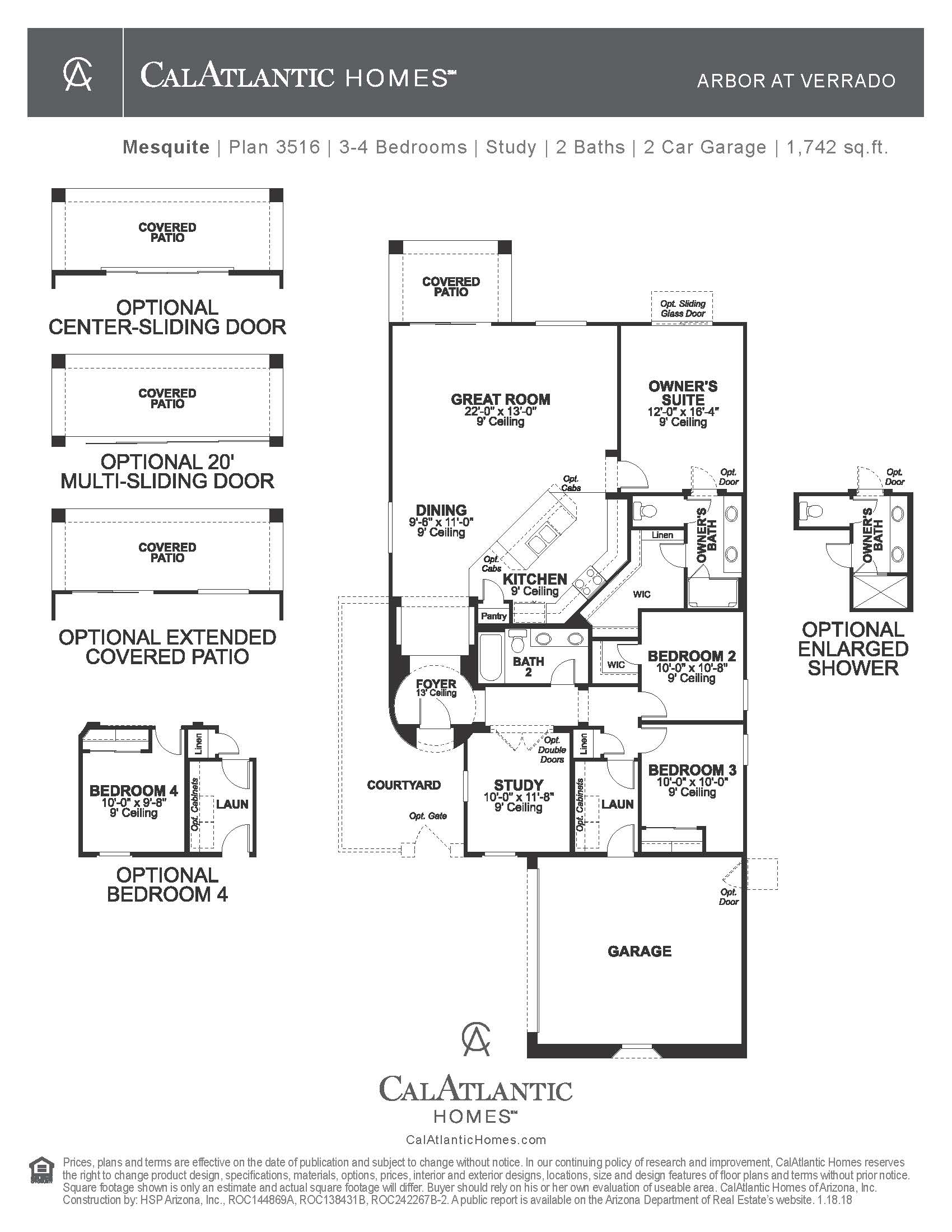 Lennar Quick Move-In Home